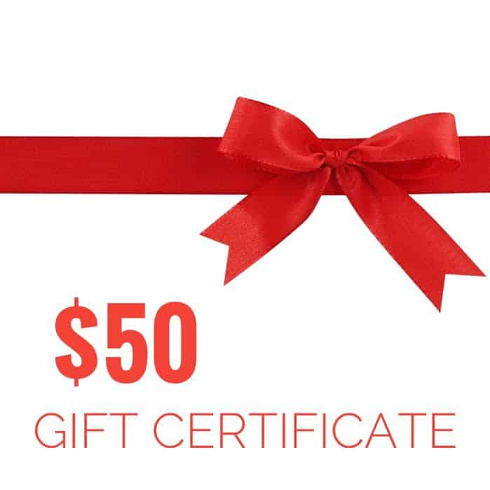50 gift certificate hb pilates fitness